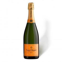 Veuve Clicquot Champagne 750ml & Godiva Gift Set