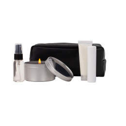 Custom Men's Toiletries Travel Kit
