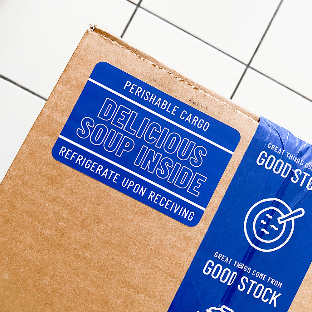 Good Stock Soup (Box of 6)