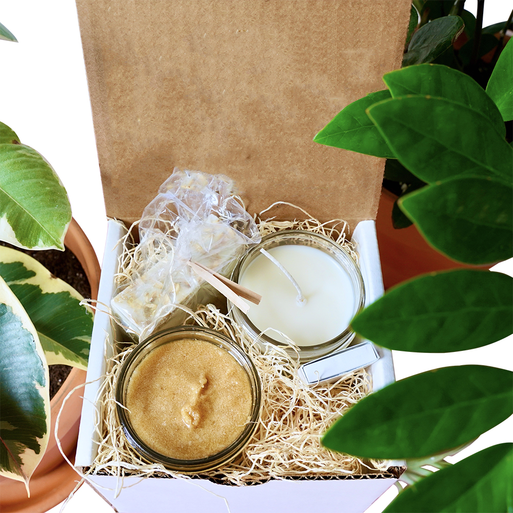 The Sweet Little Spa Box